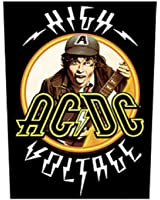 AC/DC High Voltage Backpatch