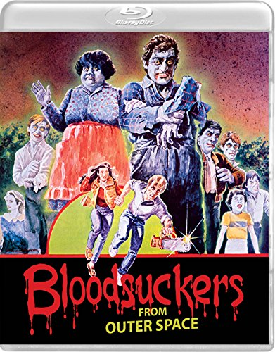 Blood Suckers from Outer Space [Blu-ray/DVD Combo]