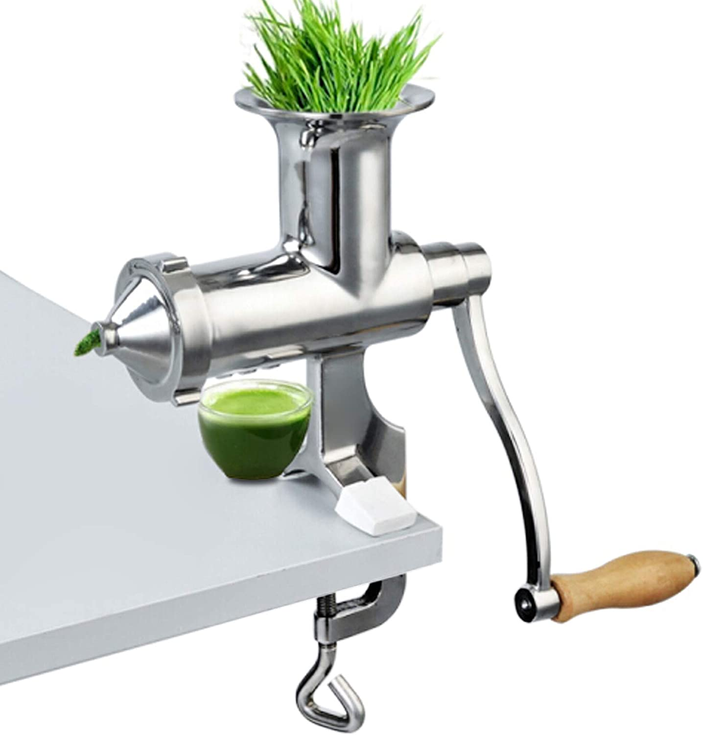 61NdKrpOvEL. AC SL1500 Best Hand Press Juicer 2021 Review