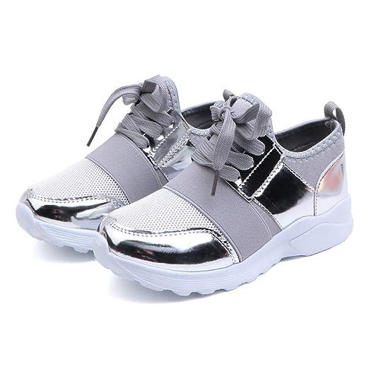 Amazon.com: Bebé Niñas Niños Zapatillas de deporte, Beyonds ...