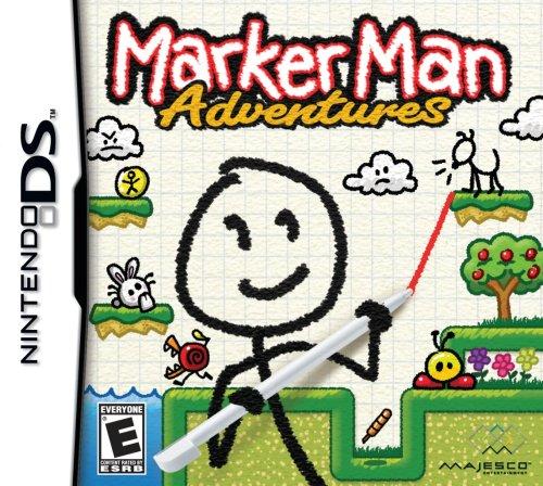 Marker Man Adventures Nintendo DS product image