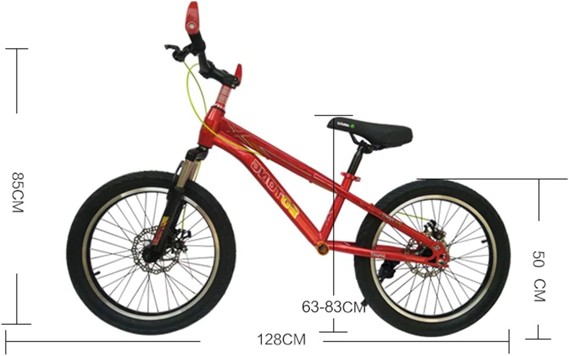 Bicicleta sin pedales Bici Bicicleta de Equilibrio sin Pedal para ...