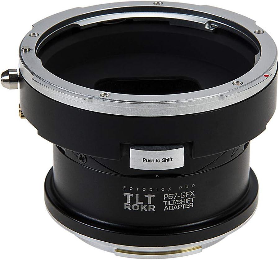 Fotodiox Pro Tlt Rokr Tilt Shift Lens Mount Adapter Camera Photo
