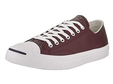 4ebcb5cc0b22 Converse Jack Purcell OX Mens Fashion-Sneakers 155624C 4.5 - Bordeaux Buff