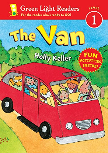- The Van (Green Light Readers Level 1)