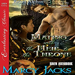 Mating with the Heir to the Throne Audiobook