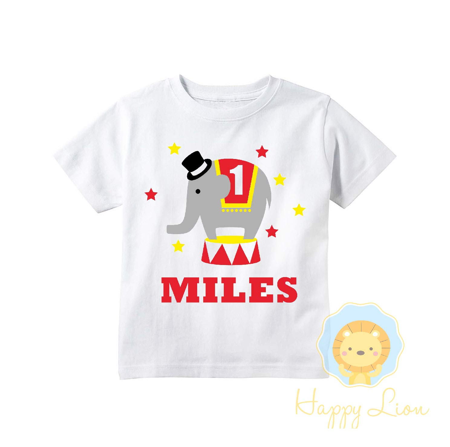 Amazon Happy Lion Clothing