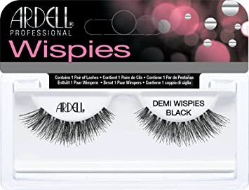 07688df7dd0 Ardell False Eyelashes - Natural - Demi Wispies (Black): Amazon.co ...