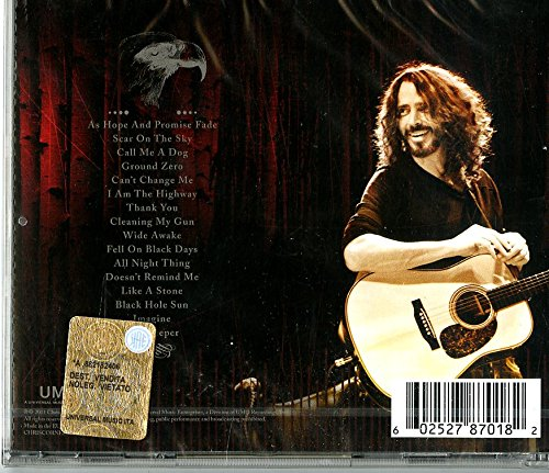 Chris Cornell Songbook Explicit Amazon Music