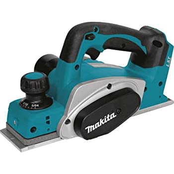 Makita XPK01Z 18V LXT Lithium-Ion Cordless 3-1/4-Inch Planer - best hand planer