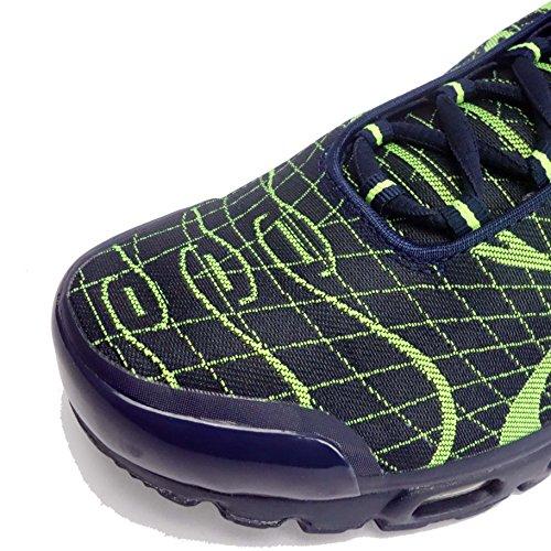 Nike Air Max Plus Jacquard scarpe uomo da corsa 845006 Scarpe da ginnastica Scarpe Midnight Navy/Navy