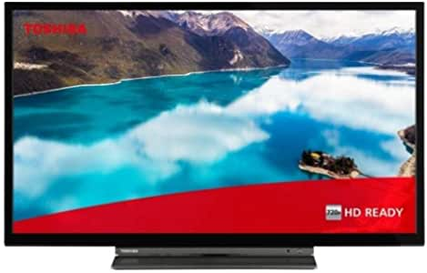 Toshiba TV 32 HD Ready Smart TV Grabador: Toshiba: Amazon.es: Electrónica