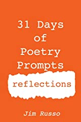 31 Days of Poetry Prompts: reflections Paperback