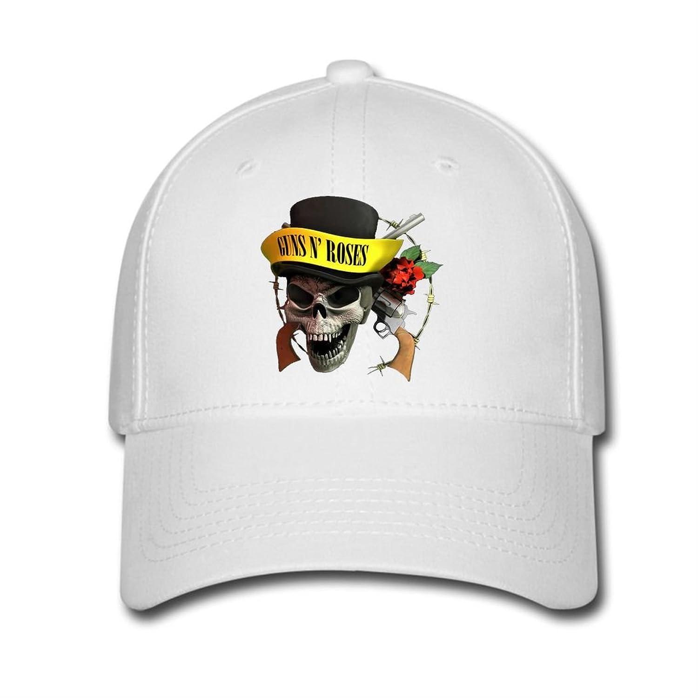 Men's/Women's Cotton Baseball Cap Guns N' Roses world tour 2016 logo Popular Logo Snapback hat