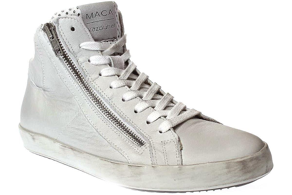 Maca Kitzbühel 2013 - Damen Schuhe Turnschuhe Schnürer - Weiß