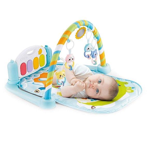 Manta de juegos para bebé, Alfombra Musical Canto Teclado ...