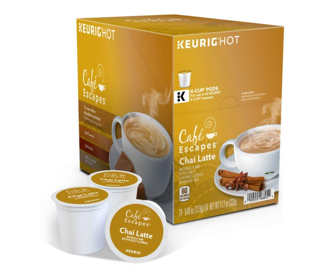 Hot Cocoa K-Cups, Chocolate con leche by Cafe Escapes ...