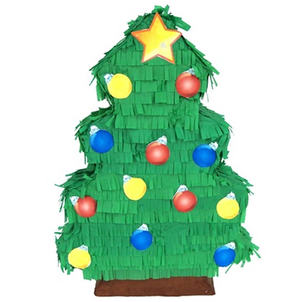 Christmas Tree Pinata, 20