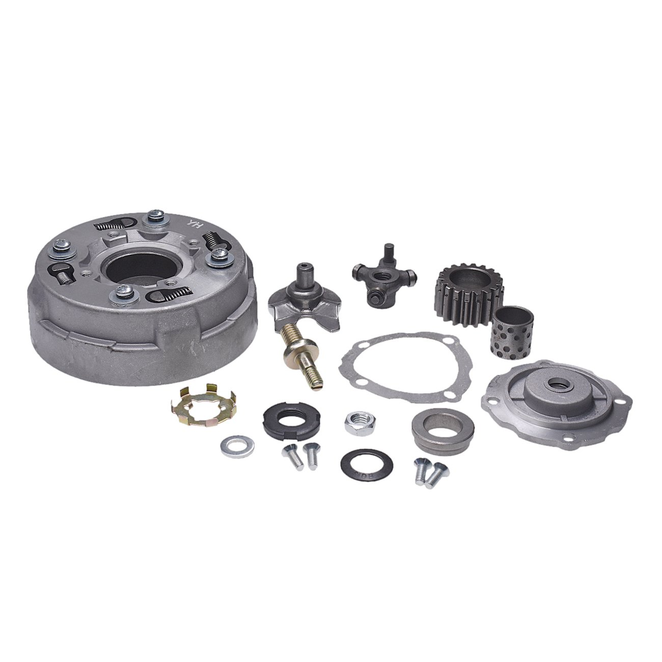 Jrl Embrayage 18/dents pour quad//moto semi-automatique 70cc//90cc