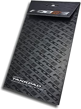 Fooqs Tankpad para Suzuki GSX Plata