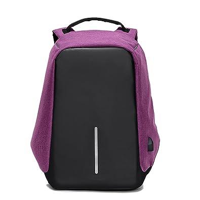 c4ae6fee16f5 Amazon.com: KERVINJESSIE Men's Computer Camera Backpack High ...