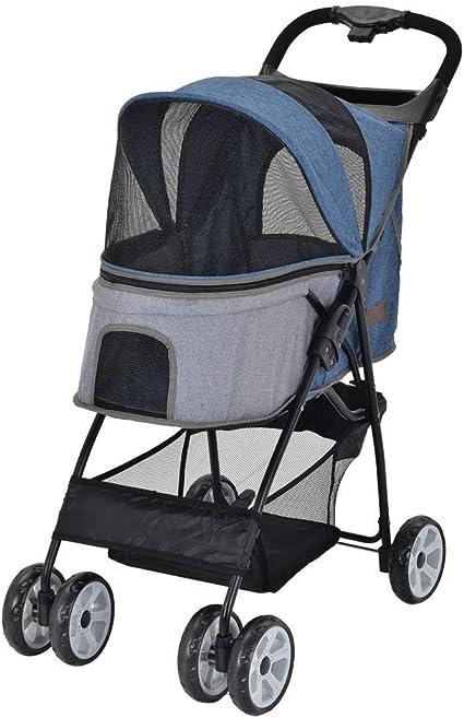 Ann-Pet stroller Carrito para Perros Cochecito para Mascotas ...