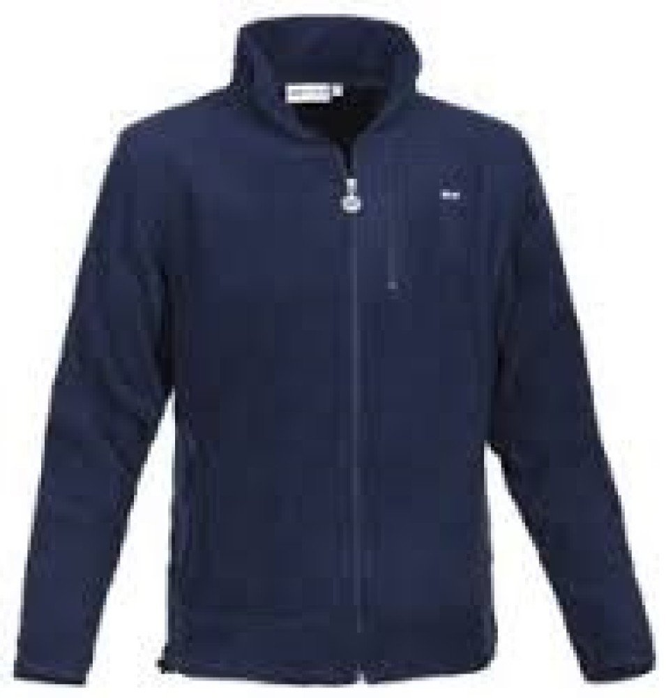 Hot Stuff Fleece Zip Man Pile Clothing skiing M8P003-1 NAVY