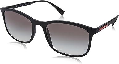TALLA 55. Prada Linea Rossa 0PS 01TS, Gafas de Sol para Hombre