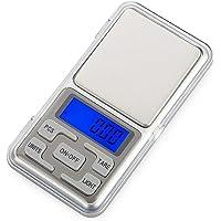 Mini Balança Digital Eletrônica De Precisão De 0.01 A 500g