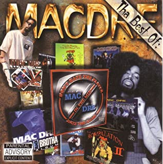Marvelous Tha Best Of Mac Dre