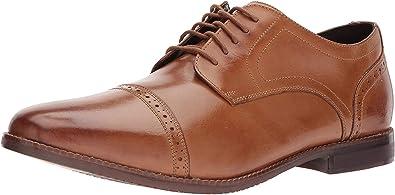 Style Purpose Cap Toe Shoes