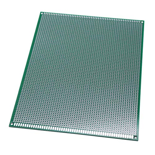Sscon 15x20cm Double Sided Prototype PCB Universal