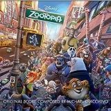 Zootopia - O.S.T. (Michael Giacchino) (Korea Edition)