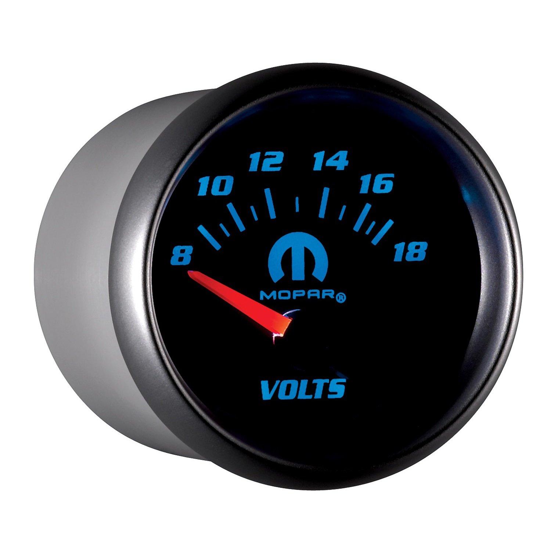 Auto Meter 880021 MOPAR Electric Voltmeter Gauge