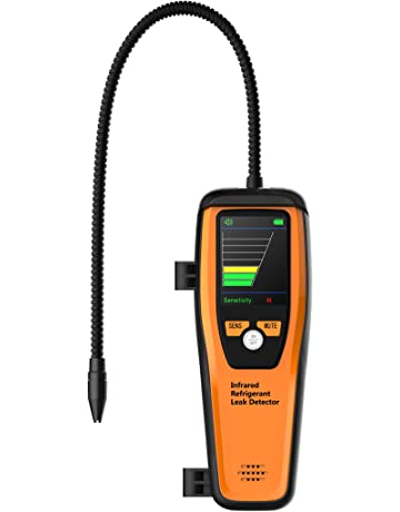 2899343b680 Elitech ILD-100 Advanced Refrigerant Leak Detector Halogen Leakage Tester  Rechargeable 10 Years  Life