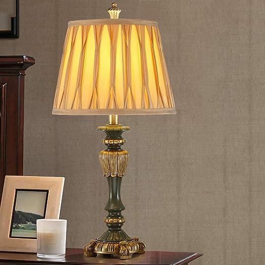 Lámpara De Mesa E27, Lámpara De Lectura Estudio De Sala De Estar ...