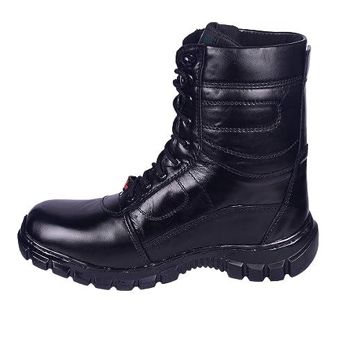 Buy Para commando Mens Genuine Leather