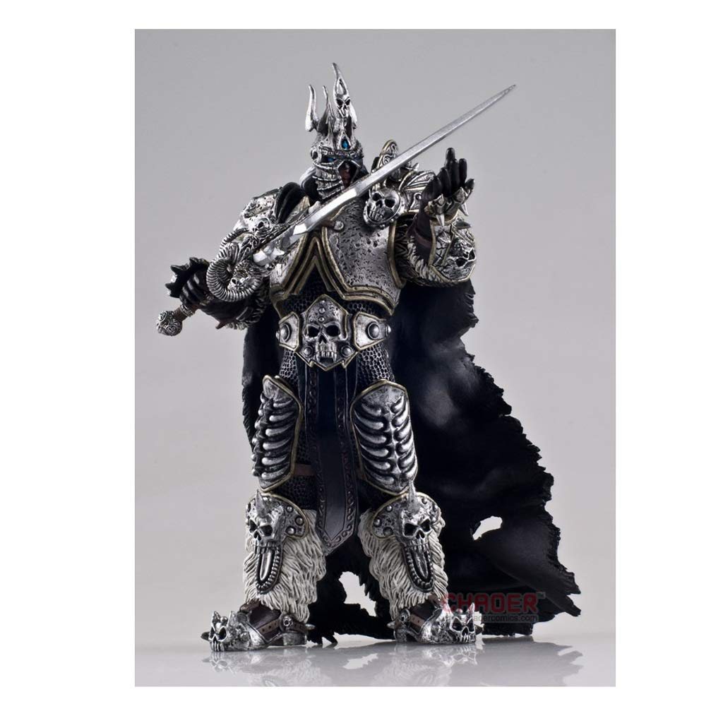 HTDZDX HTDZDX HTDZDX Spielzeugmodellbau World of Warcraft Lich King Spiel Anime Toy Component Model 3ceb3f