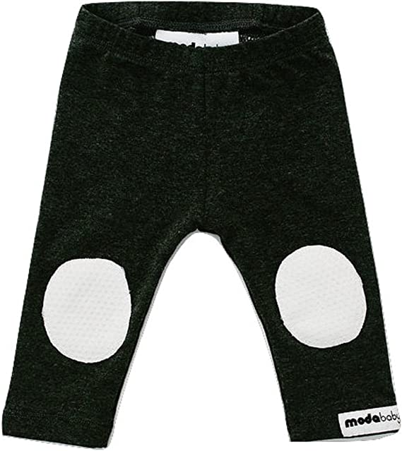 GripStart Leggings Bamboo Baby Leggings USA Made Hypoallergenic Sensitive Skin