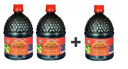 Vritikas Noni Pure Organic Juice 400ml Combo Pack