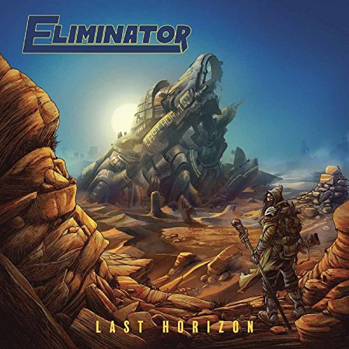 Album Art for Last Horizon by ELIMINATOR
