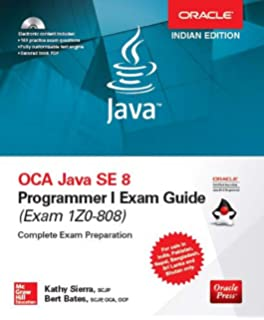 OCP: Oracle Certified Professional Java SE 8 Programmer II Study