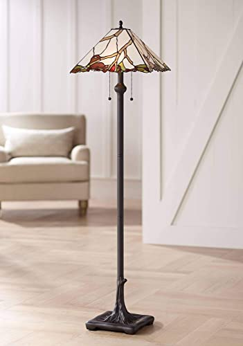 Amazon.com: Robert Louis Cherry Blossom de Tiffany Art Glass ...