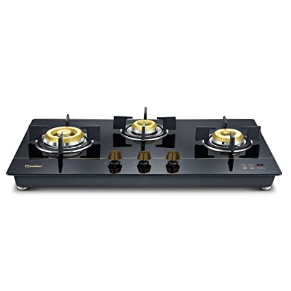 Prestige Gold Hobtop 3 Burner PHTG - 03 E - Series
