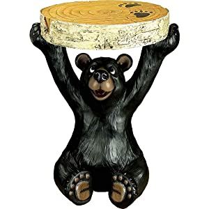 River's Edge Products Bear End Table