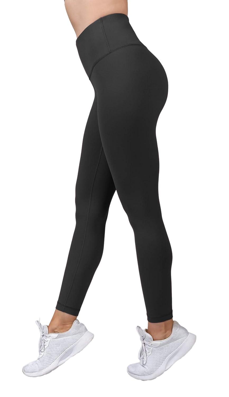 90 Degree By Reflex Womens High Waist Power Flex Tummy Control Leggings
