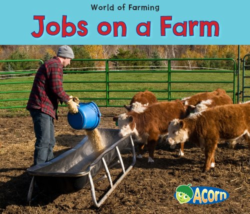 Download Jobs on a Farm (World of Farming) ebook