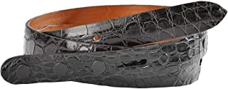 product image for Lucchese Men's Alligator Leather Belt - W03275