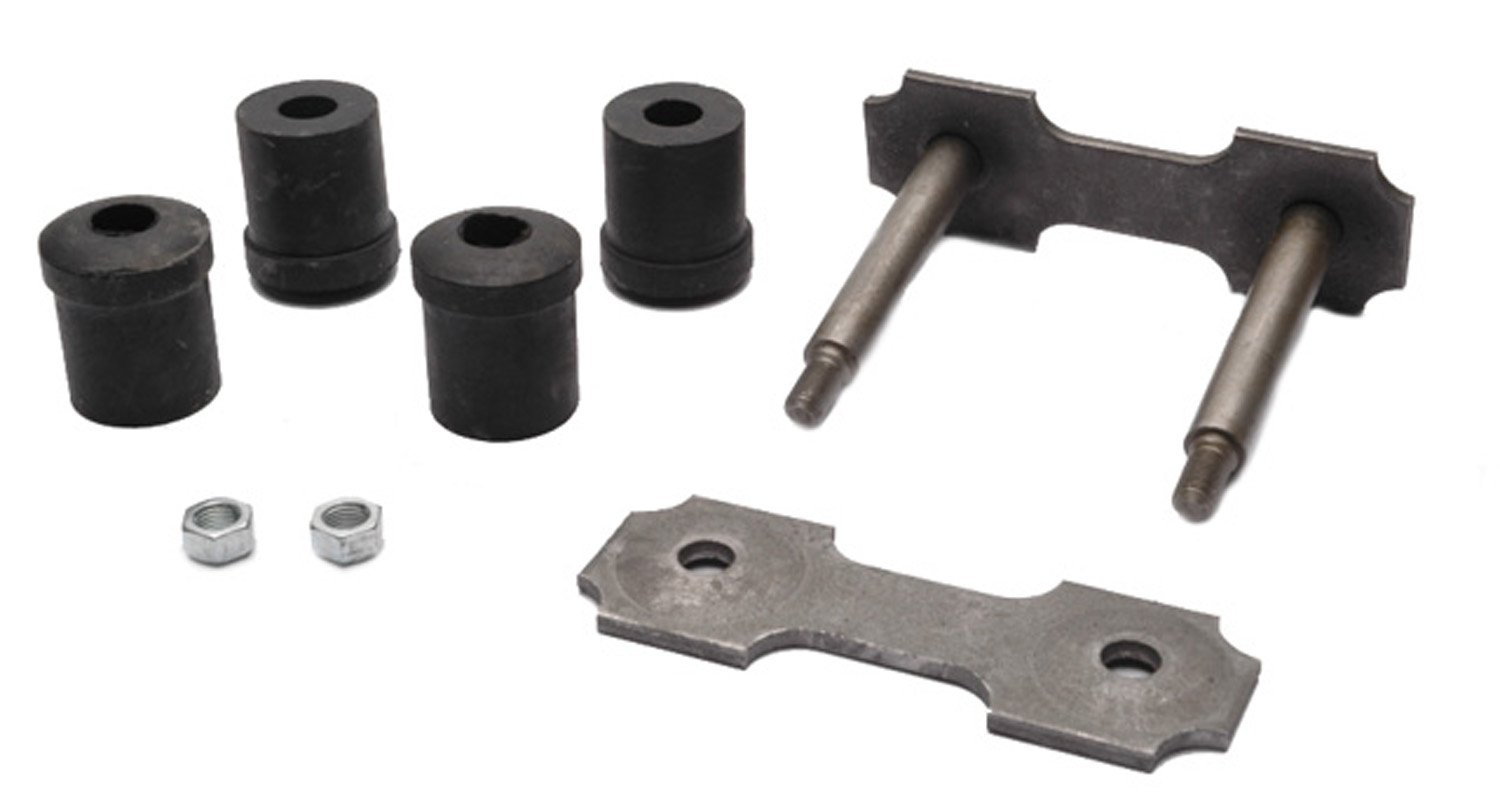 ACDelco 45G13016 Professional Rear Leaf Spring Shackle Bushing Assembly