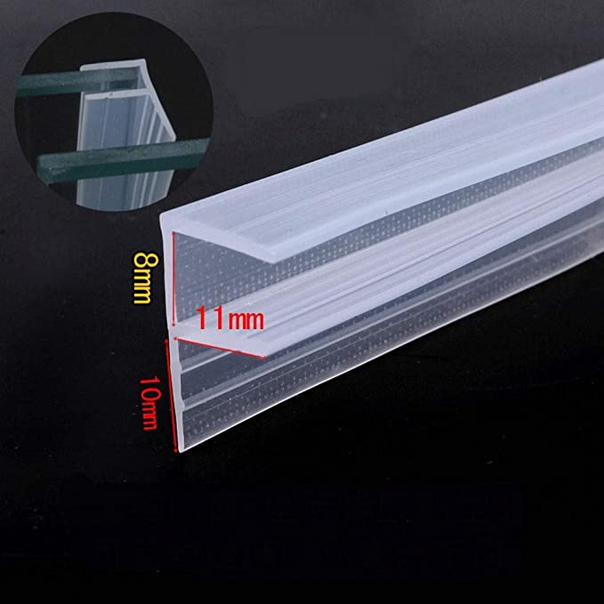 2 Piezas Draft Excluder Weatherstrip Draft Stopper Sellado Strip ...